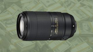 Save £336 with this Nikon lens deal: Nikon AF-P Nikkor 70-300mm just £474!