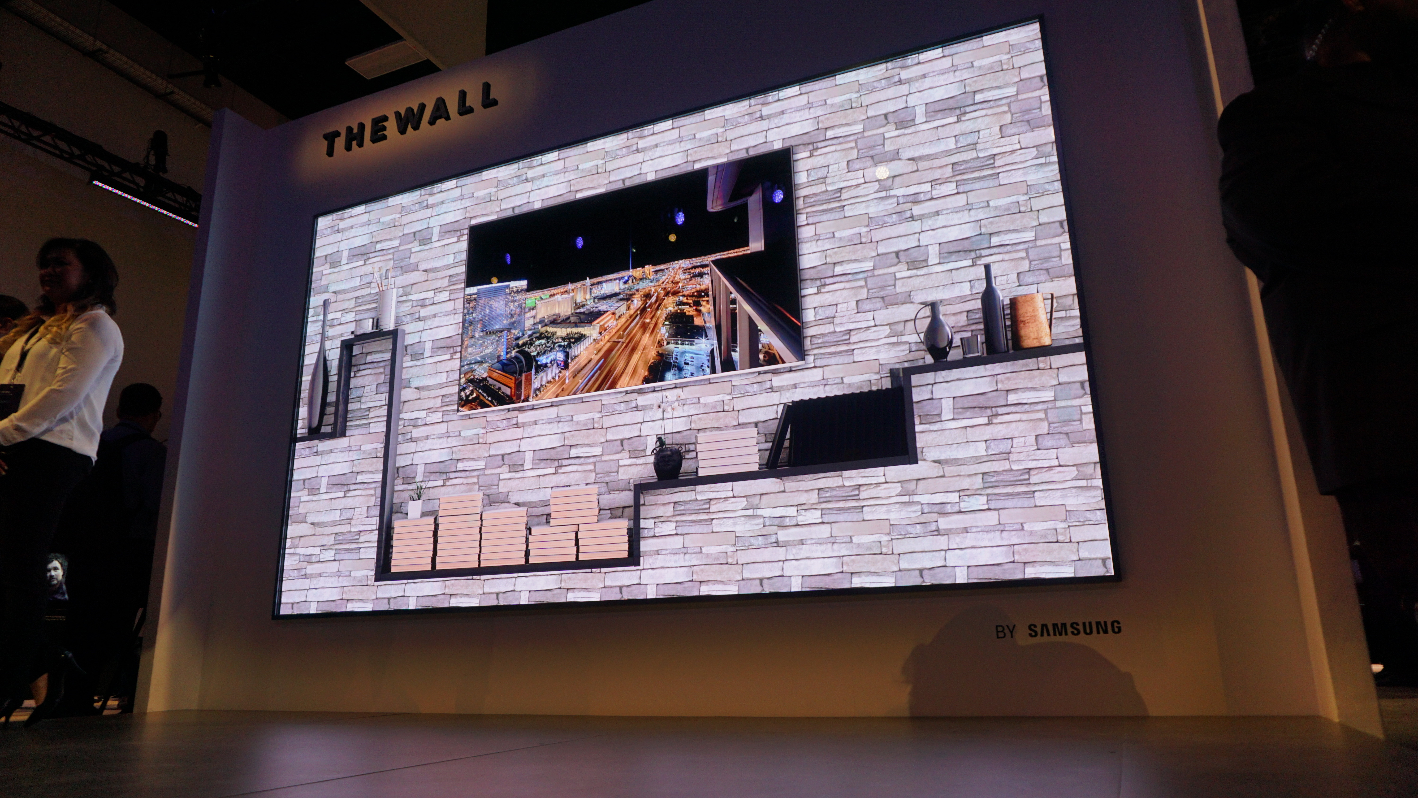 Samsung's 'The Wall' is now available in Europe | TechRadar