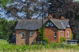Victorian property exterior