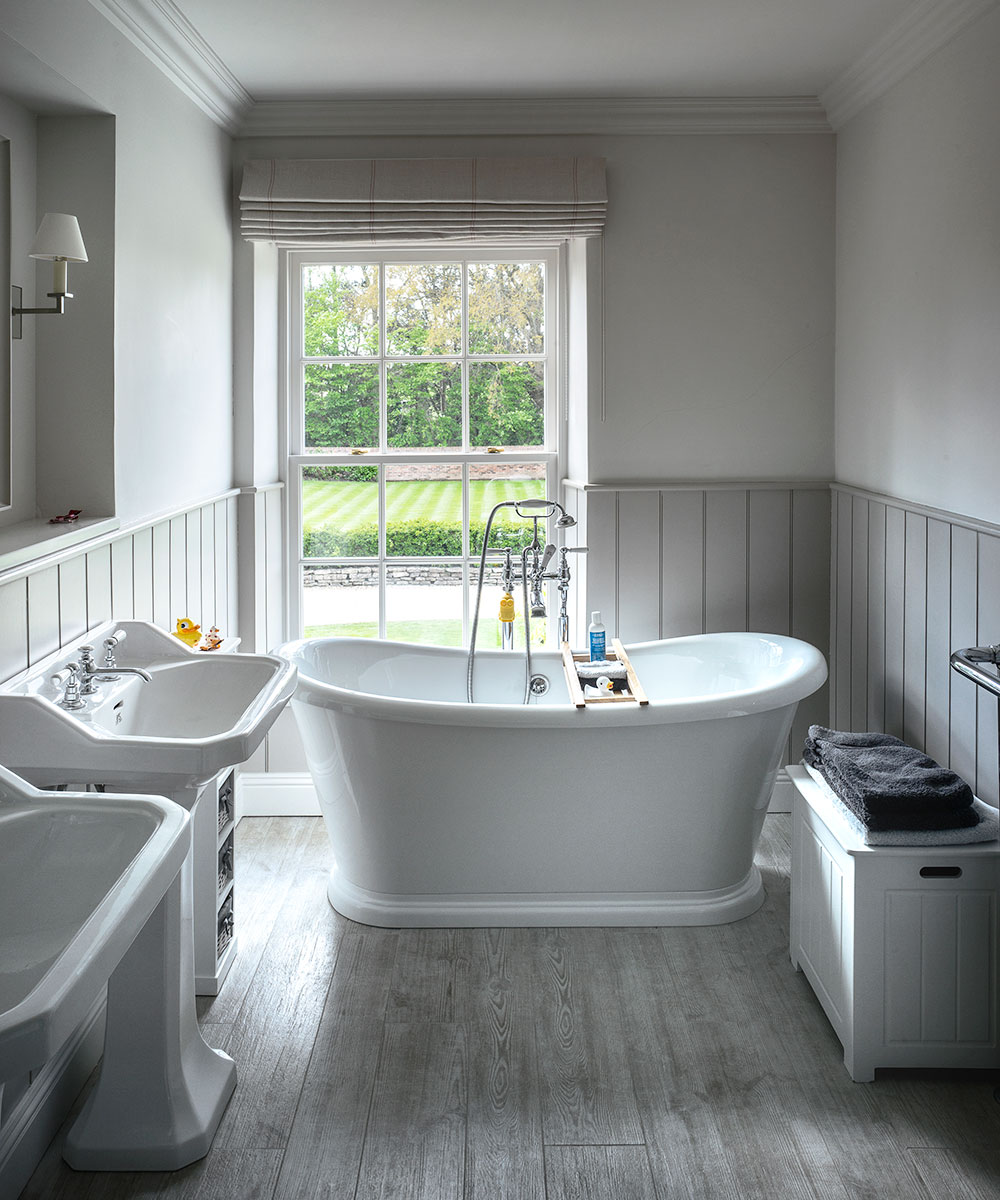 An elegantly renovated 17th-century farmhouse in Dorset, designed by Sims Hilditch