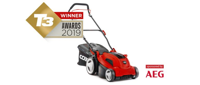 T3 Awards 2019: Best lawn mower: Cobra MX3440V
