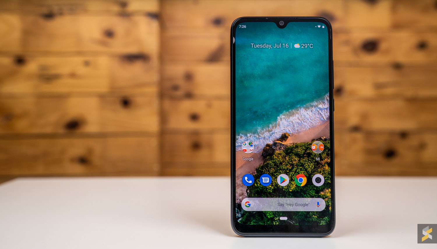 Xiaomi Mi A3 launched in India with triple rear cameras and