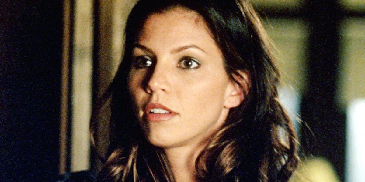 Charisma Carpenter as Cordelia Chase on Buffy the Vampire Slayer