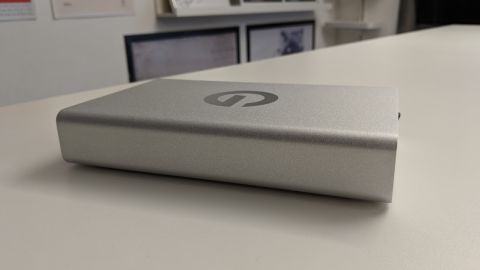 G-Technology G-Drive 4TB review | TechRadar