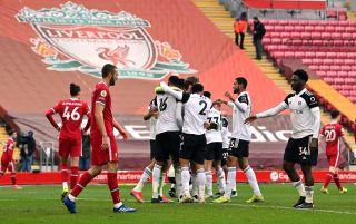 Liverpool v Fulham – Premier League – Anfield