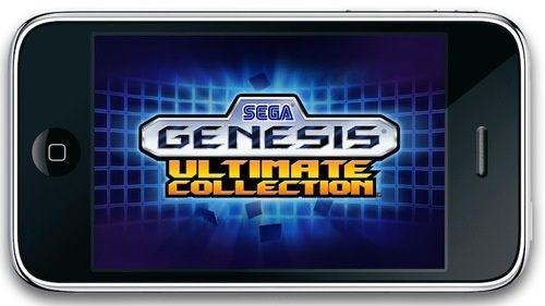 Sega Launching Genesis Emulator for iPhone | Tom's Guide
