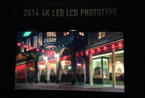 Panasonic teases direct LED 4K TV prototype to rival plasma