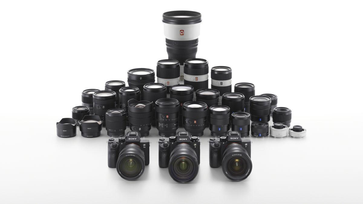 Sony E Mount Full Frame Lenses >> Best Sony lenses 2019: 16 top lenses for Sony mirrorless ...