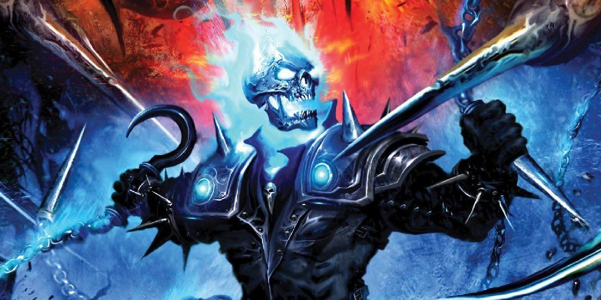 Danny Ketch is Ghost Rider