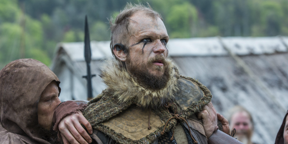 Vikings Floki Gustaf Skarsgard History