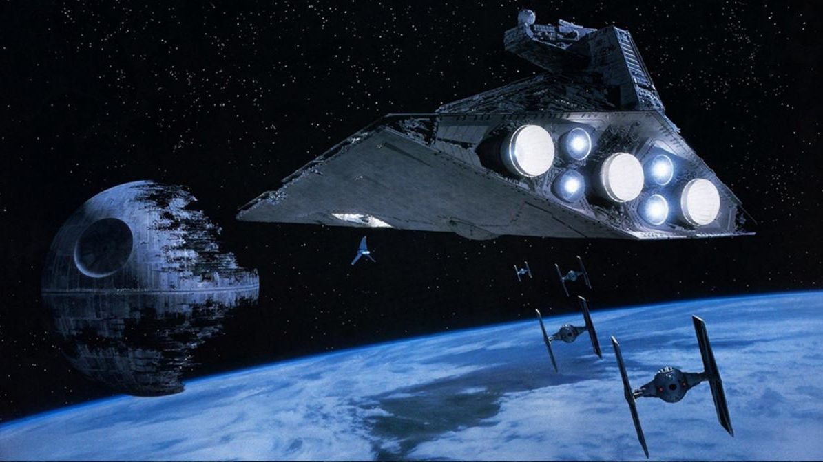 Coolest spaceships in sci-fi