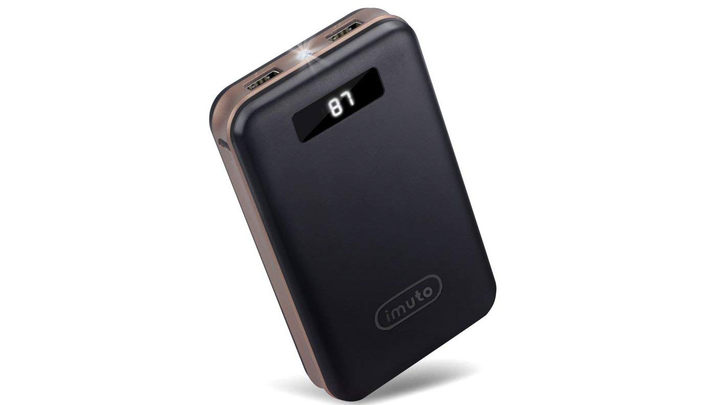 iMuto 20,000mAh power bank