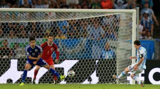 Lionel Messi Bosnia