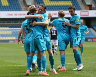Millwall v Derby County – Sky Bet Championship – The New Den