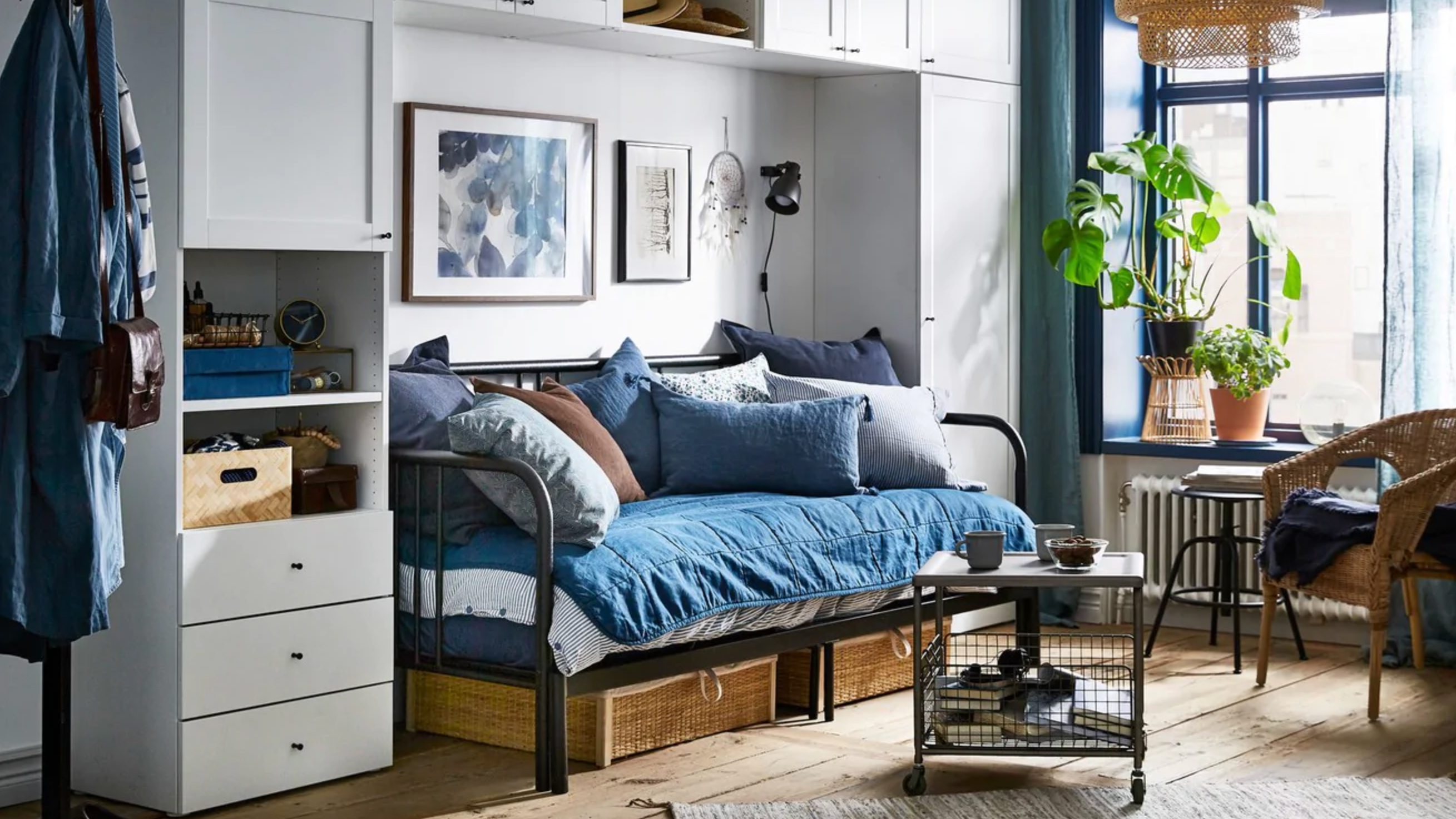 4 small bedroom ideas – stylish looks to copy in a tiny space