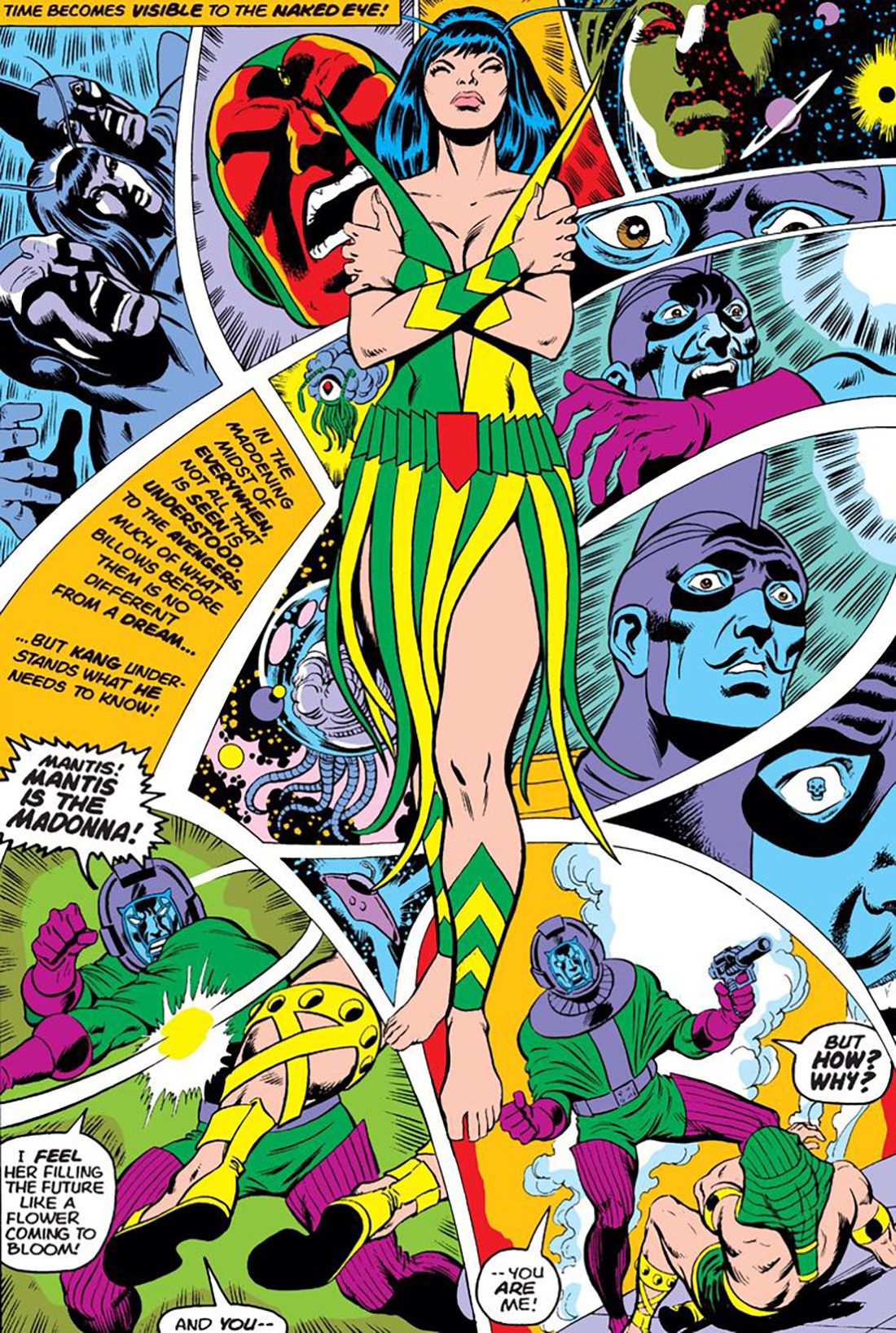 The 20 Weirdest Aliens in the Marvel Universe | Space