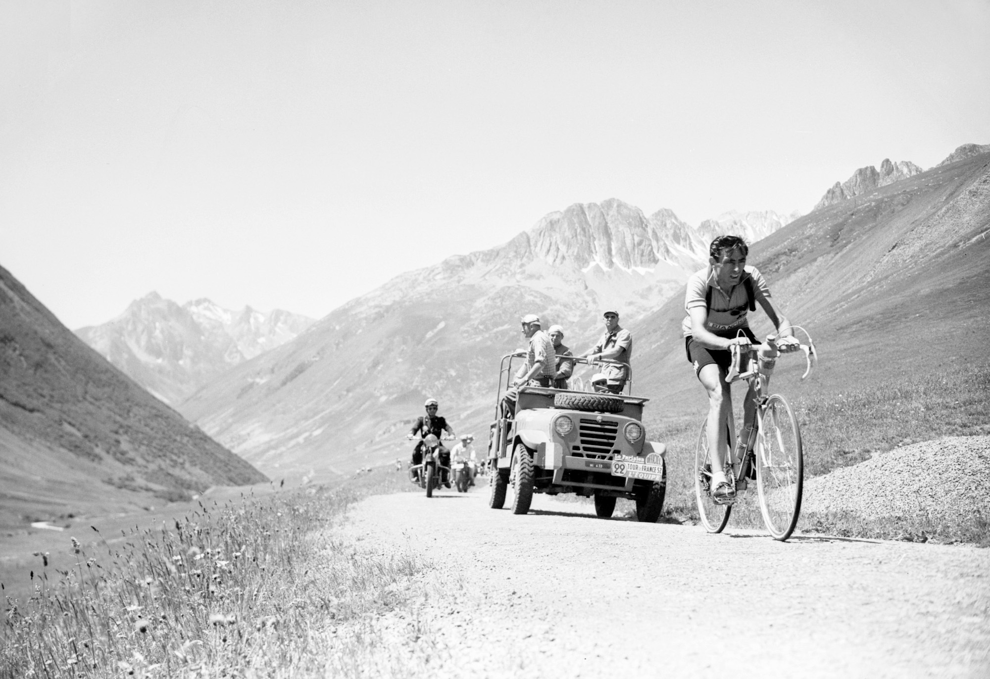 Fausto Coppi: A cycling icon like no other