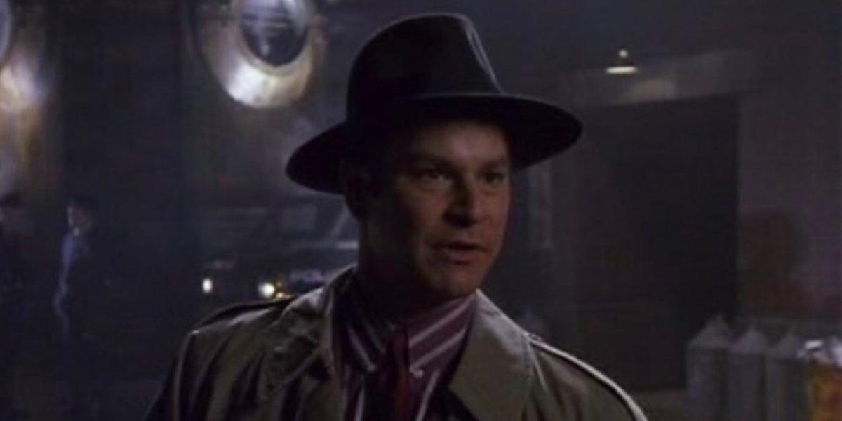 Robert Wuhl as Alexander Knox in Batman