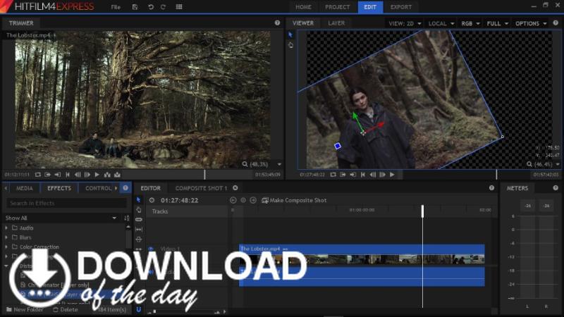 Download of the day – HitFilm Express   TechRadar