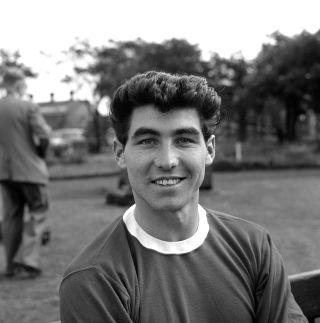 Soccer – Manchester United – Tony Dunne