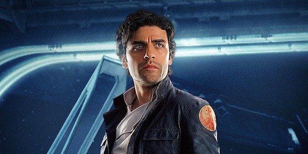 Oscar Isaac's Last Jedi poster