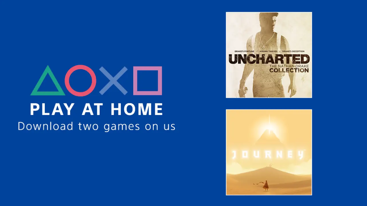 Make The Ps5 Wait Easier By Grabbing Uncharted And Journey For