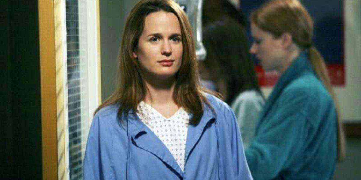 Elizabeth Reaser - Grey's Anatomy