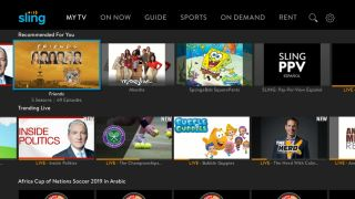 Save $10 on your first month of Sling TV and ditch cable for good