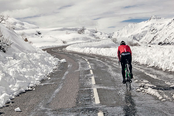 Amateur Cyclist Tackles All Three Grand Tours Cycling Weekly