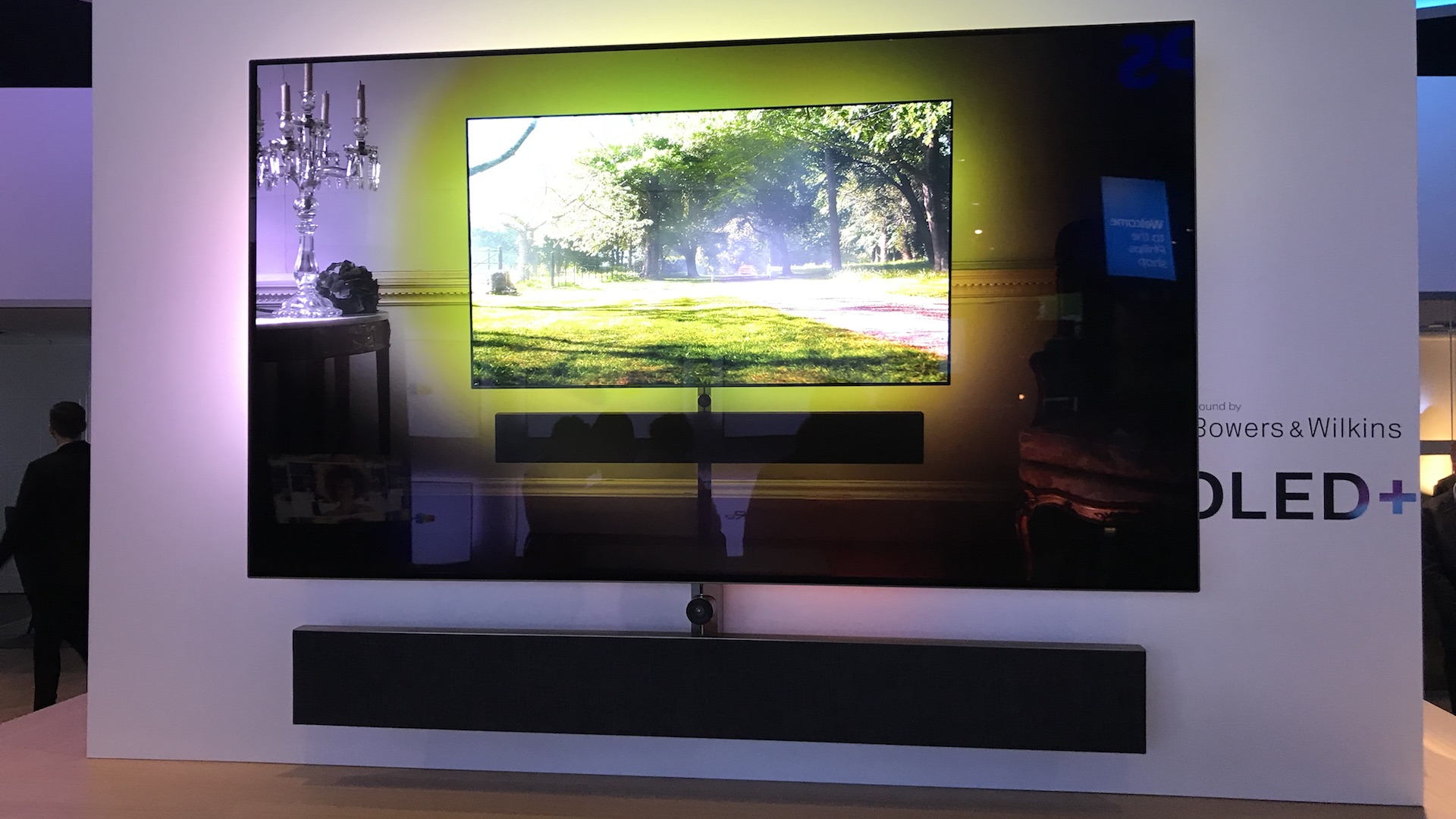 Philips unveils OLED+934 and OLED+984 TVs plus Alexa-powered