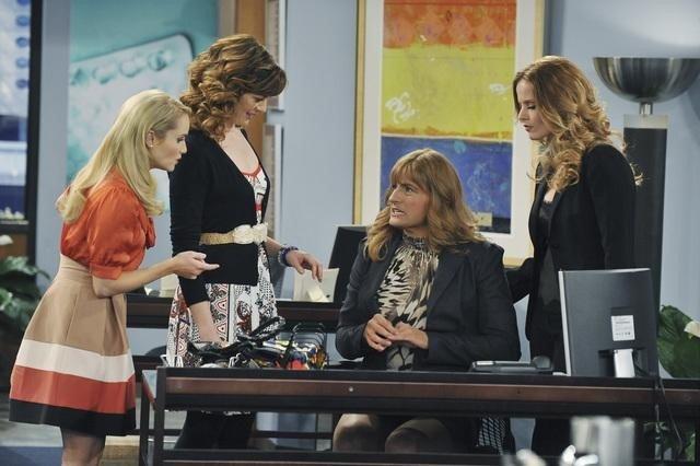 ABC 2012 Midseason Premiere: Work It #17557