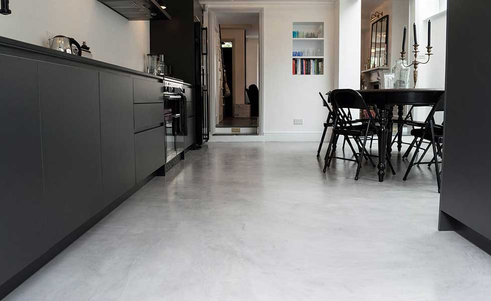 How To Choose The Best Resin Or Concrete Flooring Real Homes