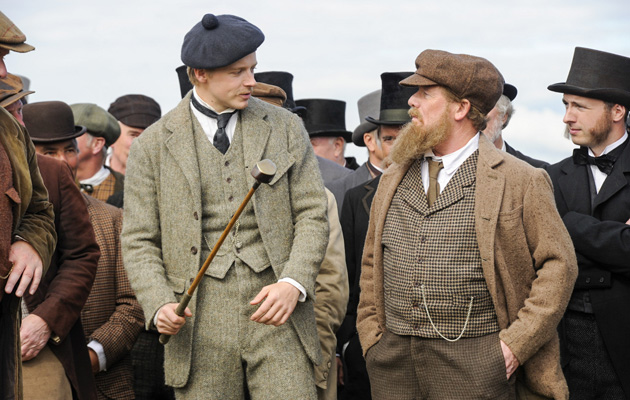 Tommy's Honour Jack Lowden Peter Mullan