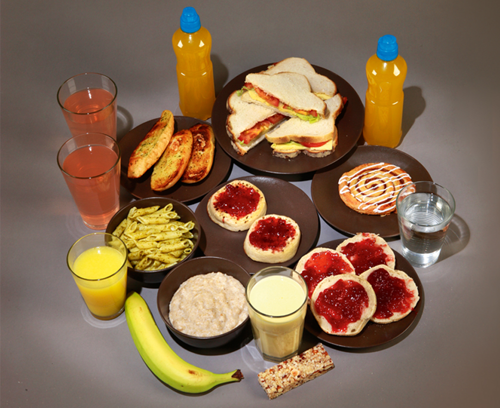 Image result for track cyclist food