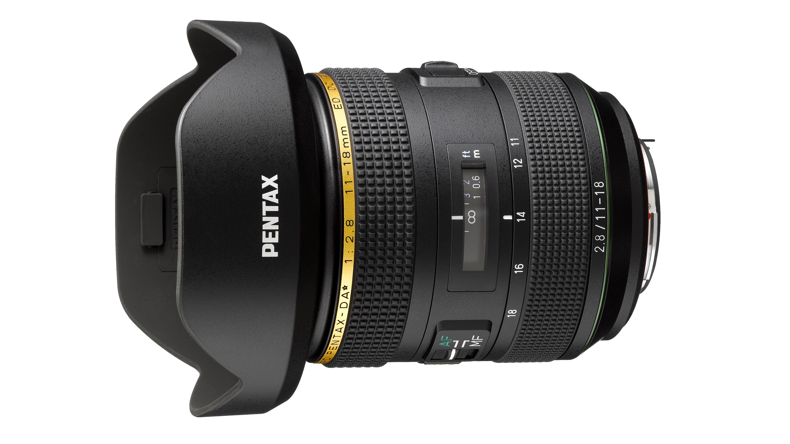 HD Pentax DA* 11-18mm F2.8 ED DC AW – a new star is born