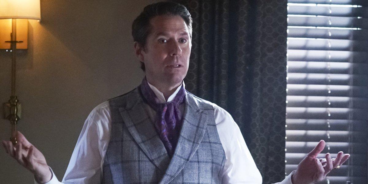 Legacies Season 2 Professor Vardemus The CW