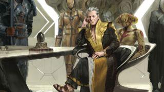 Karla Ortiz concept art for Thor Ragnarok