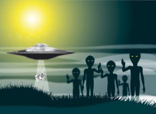 alien encounters may be dreams