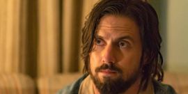 Apparently Milo Ventimiglia Fell Into A Pool At A Golden Globes Party
