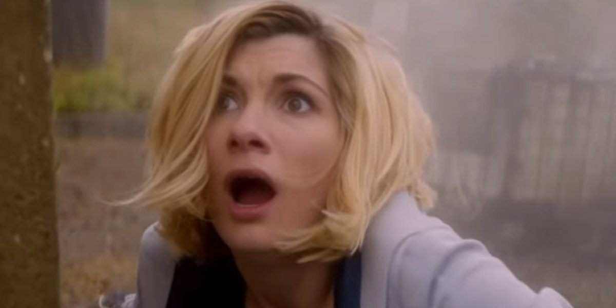 Jodie Whittaker Doctor Who BBC America