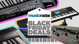 Roland Amazon Black Friday deals on synths, keyboards, pianos and workstations