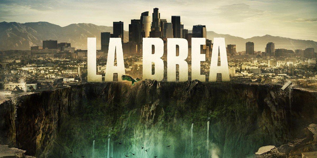 La Brea NBC Logo