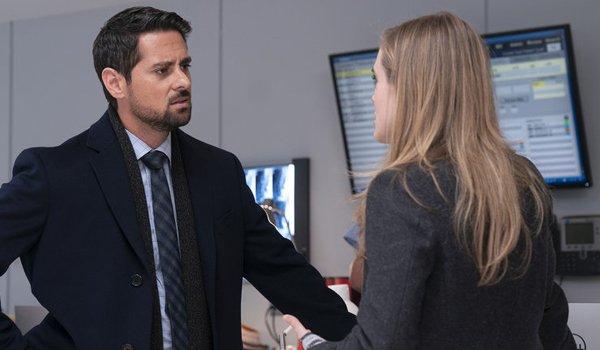 Jared and Michaela in Manifest Season 1