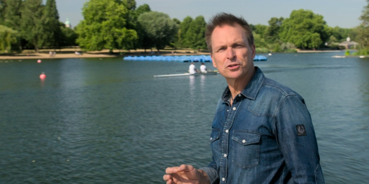 Phil Keoghan on The Amazing Race