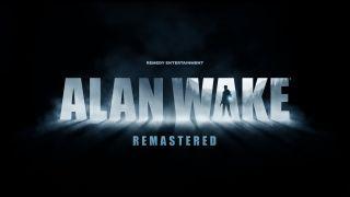 Alan Wake Remastered title screen