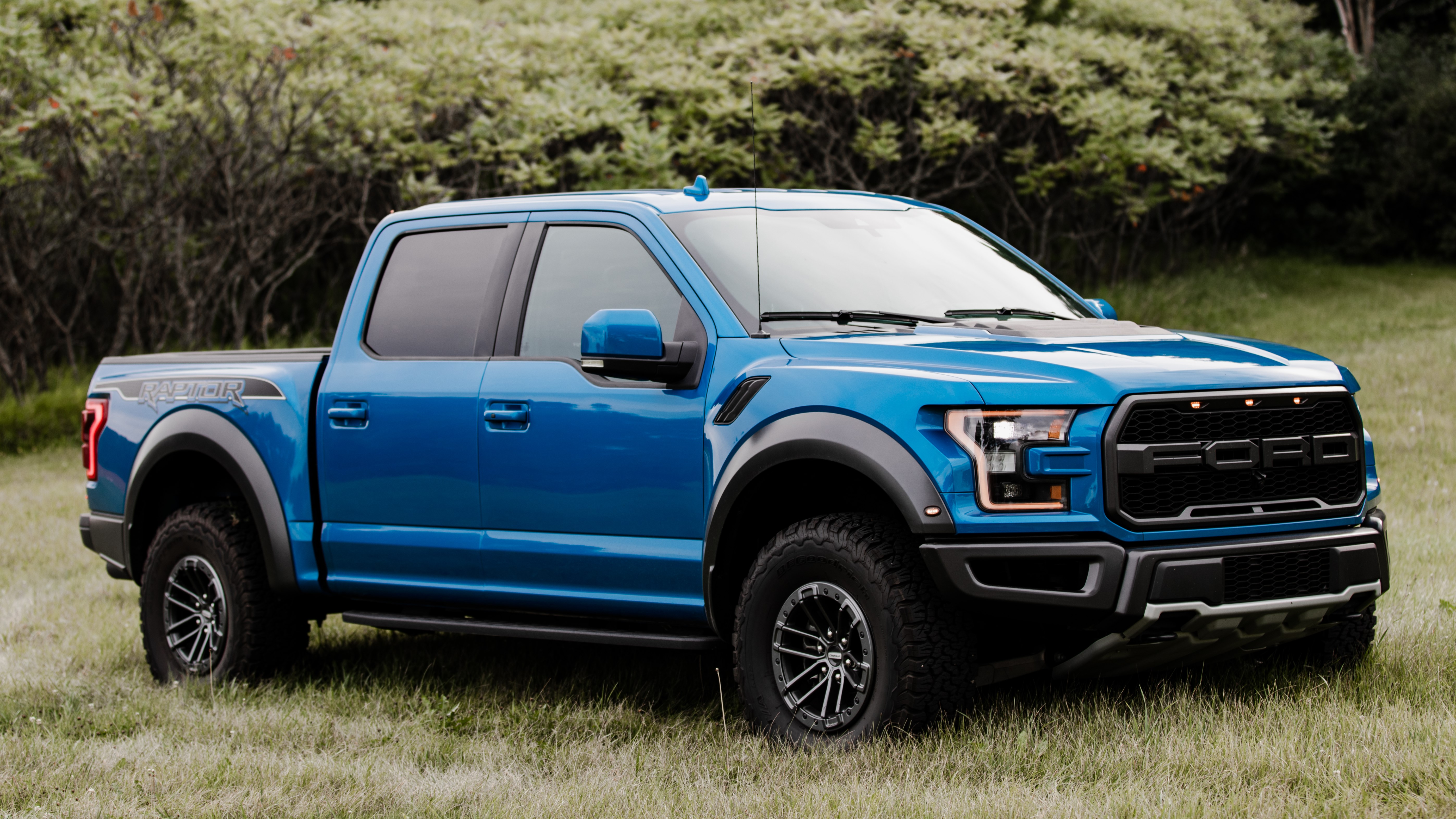 The brilliant trailering tech in the 2019 Ford Raptor