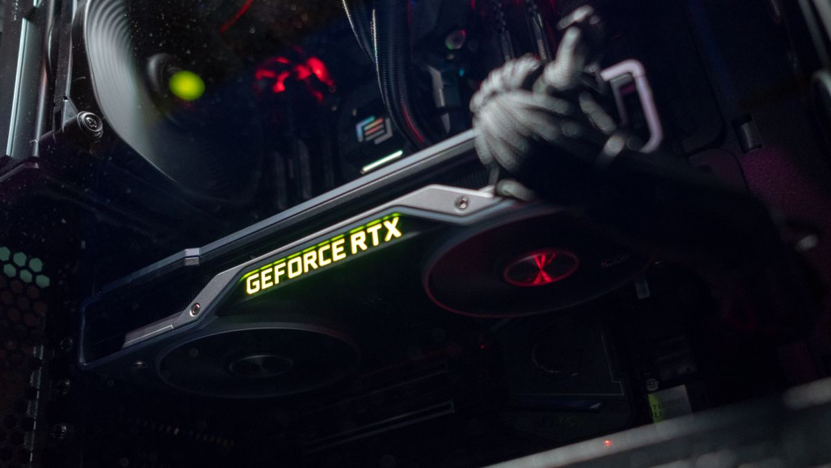 Nvidia's next-gen Ampere graphics cards could be just around the corner