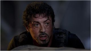 Sylvester Stallone in The Expendables