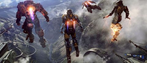 Anthem review  TechRadar