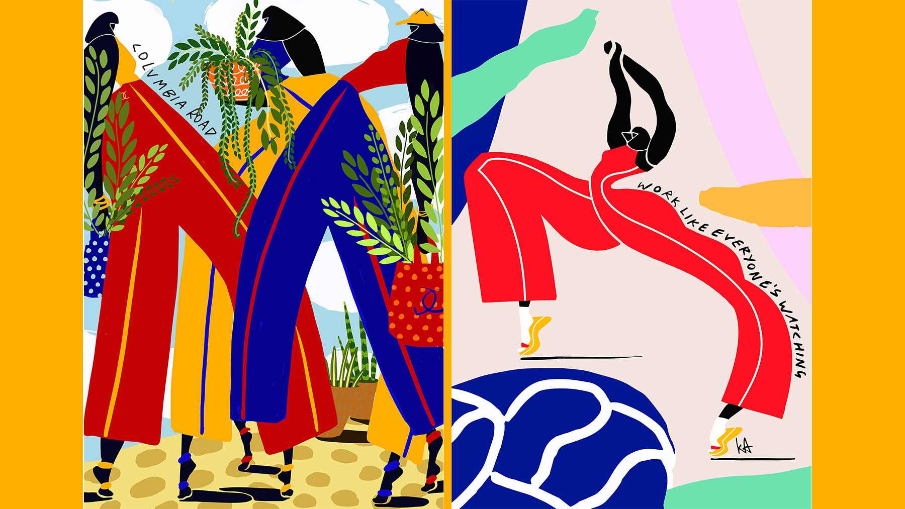 How To Make It As A Fashion Print Designer Creative Bloq